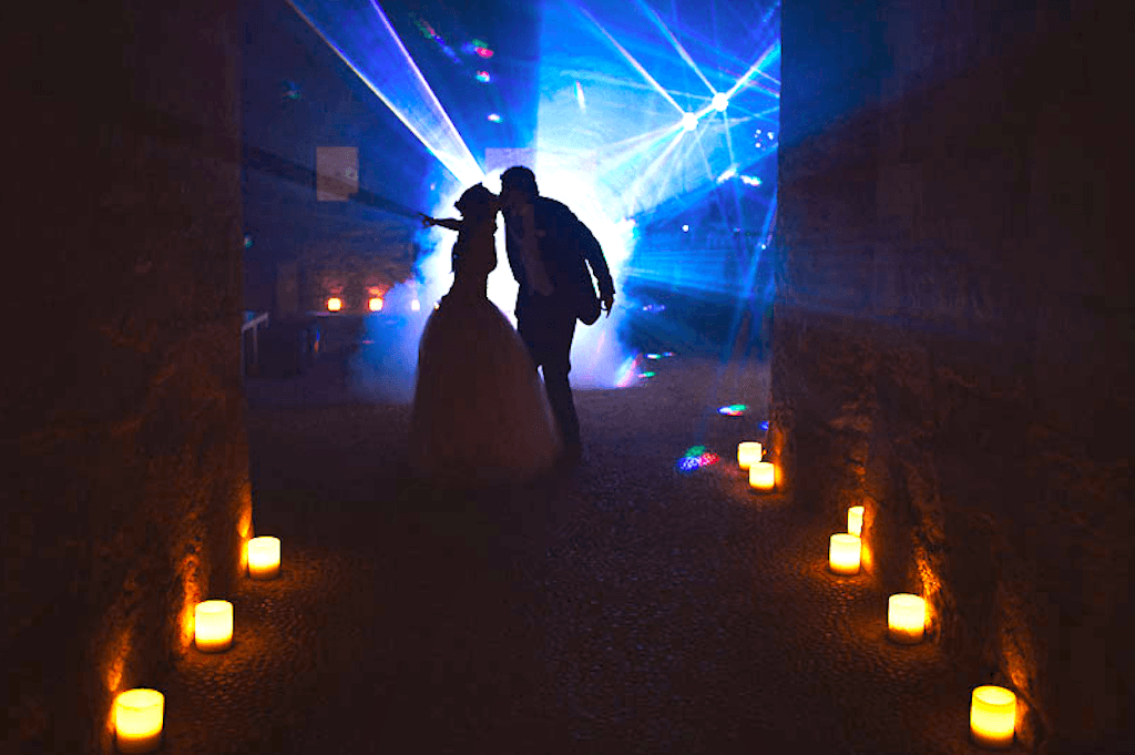 Il·luminació llums Casaments Weddings Feelgood DJ Girona