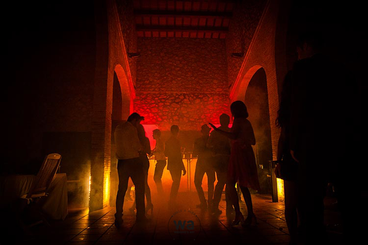 Weddings - Casaments llum indirecte DJ Feelgood Music