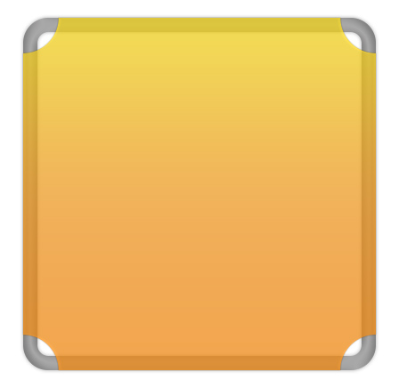 Cub groc